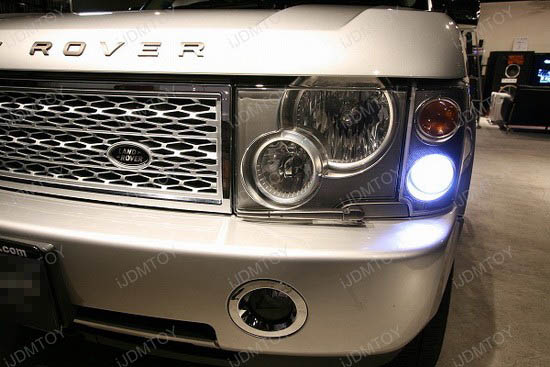 Range - Rover - HSE - D1S - HID - conversion - LED - lights - 3